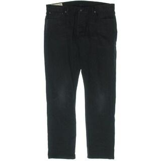 Polo Ralph Lauren Mens Sullivan Mid-Rise Slim Straight Leg Jeans