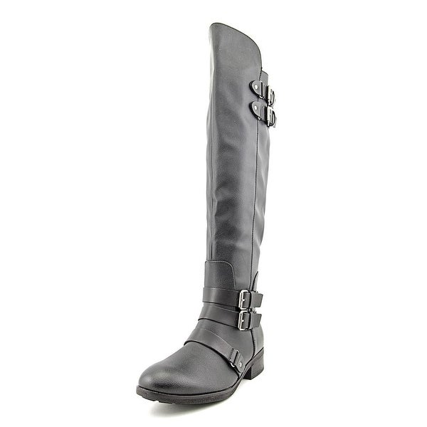 DV By Dolce Vita Landrie Womens Black Boots