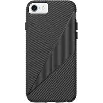 Verizon Textured Silicone Case for iPhone 7, 6/6s - Black