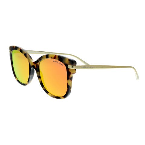 Michael Kors MK2047 32446Q LIA Tortoise Cateye Sunglasses - 53-18-140
