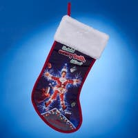 "17"" National Lampoon's Christmas Vacation ""We Checked Every Bulb  Didn't We?"" Christmas Stocking"