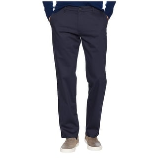 Link to Dockers Mens Pants Blue Size 42x32 Athletic Fit Flat Front Stretch Similar Items in Big & Tall