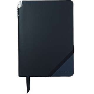 Cross Jotzone Journal (Black/Navy - Medium)