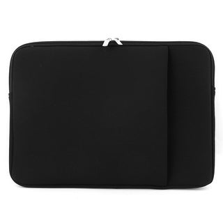 Tablet Dual Case Zippered Protective Sleeve Bag for Macbook Air Pro 13.3