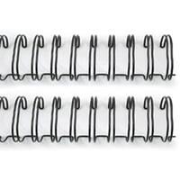 """Black - Cinch Wires .75"""" 2/Pkg"""