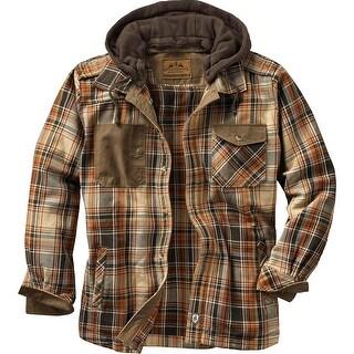 Legendary Whitetails Men's Horizon Hooded Shirt Jacket