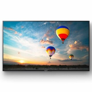 "Sony XBR-55X800E 55"" 4K Ultra HD LED Smart TV with Wi-Fi and Bluetooth (Black)"