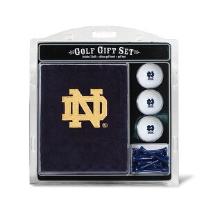 University of Notre Dame Embroidered Towel Gift Set