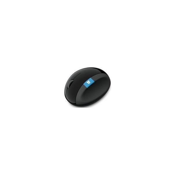 35f48ccbeca Shop Microsoft RU7797B Sculpt Ergonomic Mouse (L6V-00001) - On Sale ...