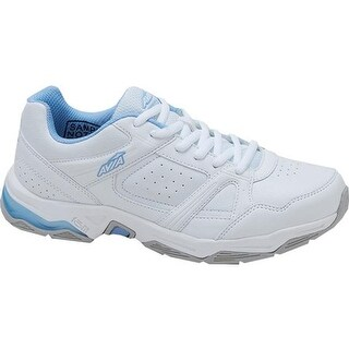 Avia Women's Avi-Rival Cross Training Shoe White/Powder Blue