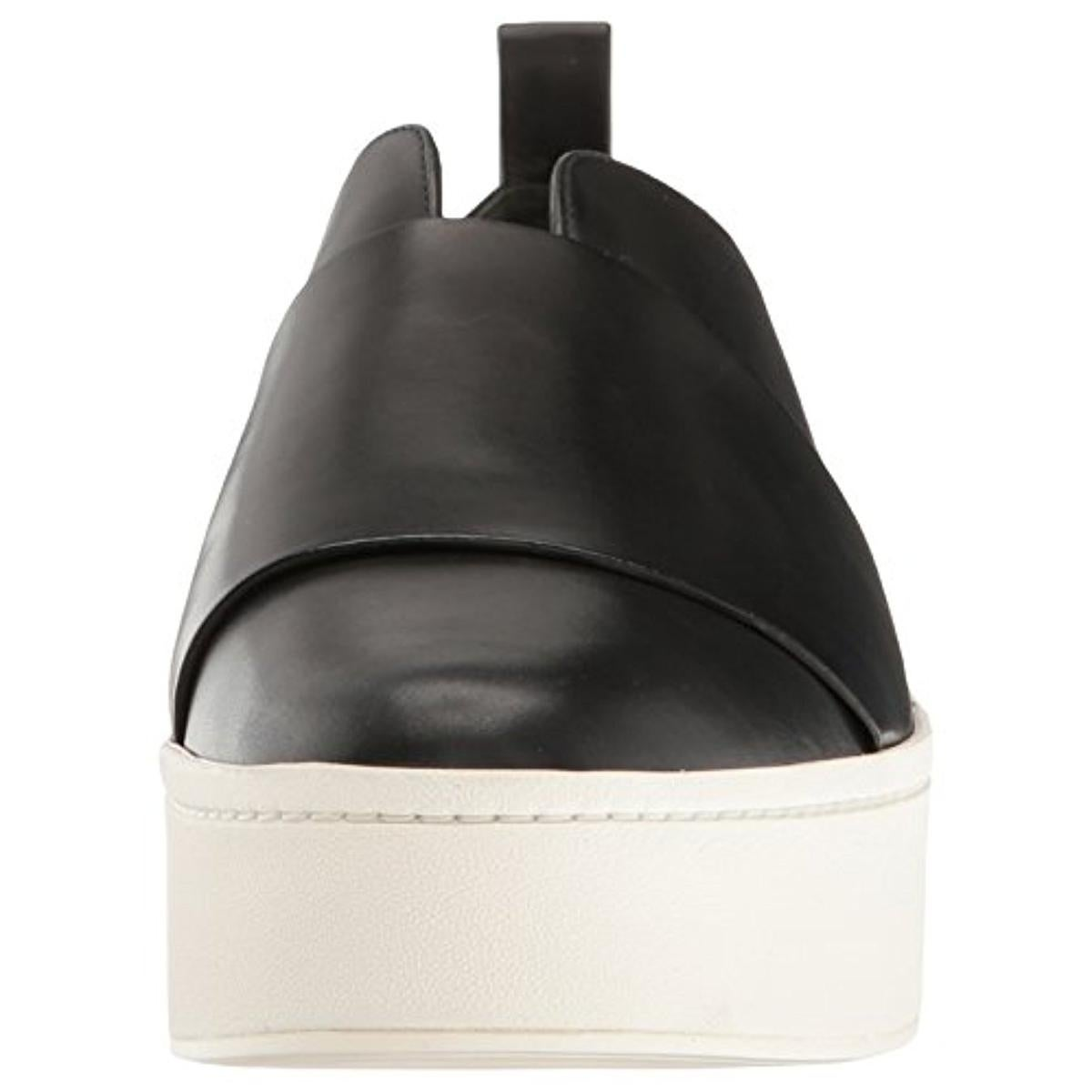 a68e5f779855a Vince Womens Wallace Fashion Sneakers Leather Flatform