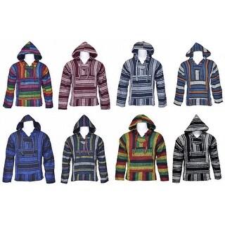 Baja Hooded Jacket - Unisex Men's Women's