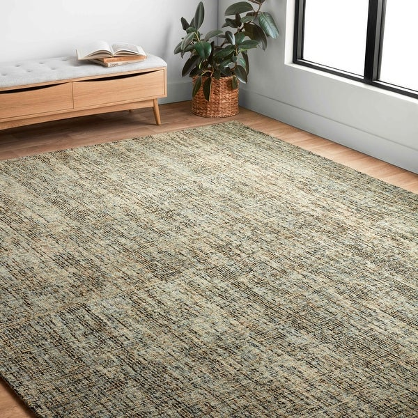 Alexander Home Sandstone Abstract Contemporary Rug. Opens flyout.
