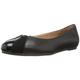 Esska Womens Beli Flats Leather Slip On