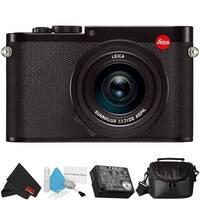 Leica Q (Typ 116) 24.2 MP Digital Camera Bundle