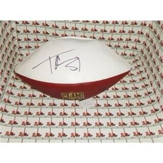 Memorabilia Lane Terrell Owens Nfl Autographed Ball - Mvp Rep
