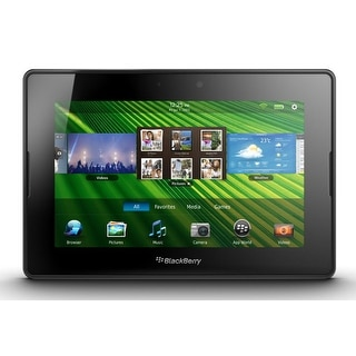 Blackberry Playbook 16GB Tablet PC w/ 5MP Camera - Black