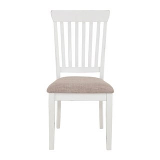 Ashley Furniture D603-01 Danbeck Cushioned Seat Dining Room Chair Set Of 2