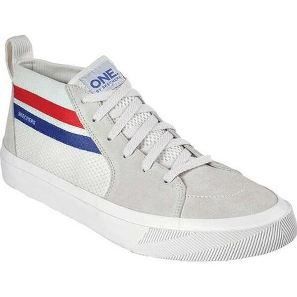 d727509de64 Shop Skechers Men s ONE Champ Ultra High Top Sneaker White - Free ...