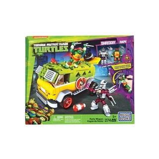 TMNT Mega Bloks Party Wagon