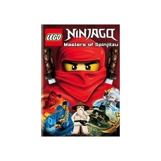 LEGO-NINJAGO MASTERS OF SPINJITZU (DVD)
