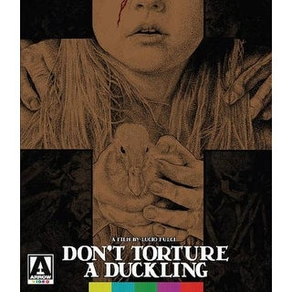 Don't Torture a Duckling - Blu-ray/DVD