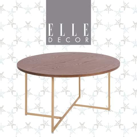 Elle Decor Ines Coffee Table