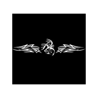Legendary Whitetails The Edge Truck Window Decal