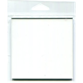 "Joggles Clear Acrylic Stamp Mount 9""X9""-9""X9"""