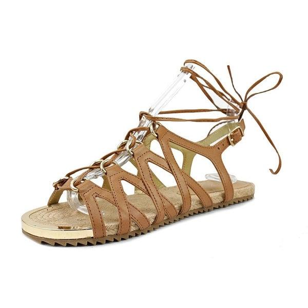 Aldo Lidia Women Tan Sandals