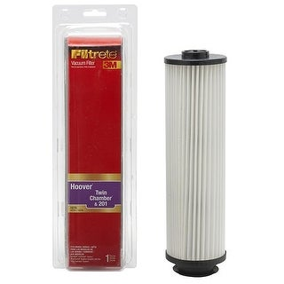 Filtrete 64805B-2 Hoover Twin Chamber Hepa Filter