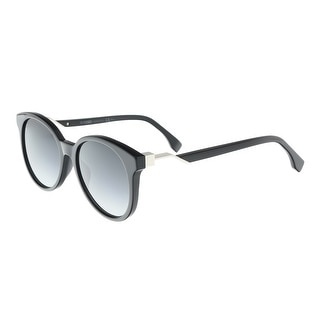 Fendi FF 0231/S 807 Black Eyewear Sunglasses - 52-18-140