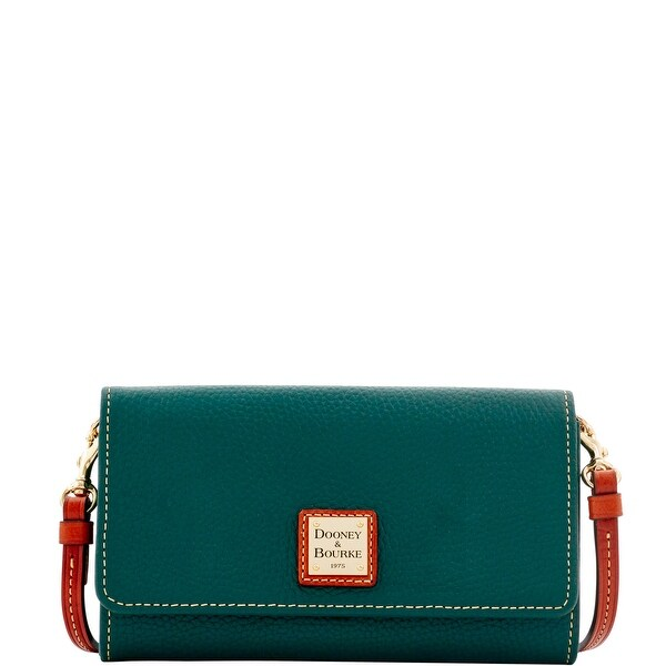 Dooney & Bourke Pebble Grain Daphne Crossbody Wallet Shoulder Bag (Introduced by Dooney & Bourke at $168 in Jul 2016)