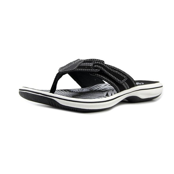 Clarks Brinkley Bree Women Open Toe Synthetic Thong Sandal