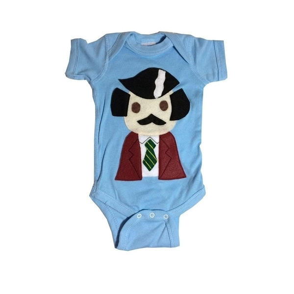 6a8dd0d53 Shop Baby one piece -Stay Crafty... Burgundy Jacket Man - Free Shipping On  Orders Over $45 - Overstock - 23031703