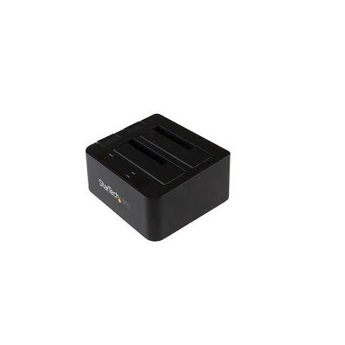 Hard SDOCK2U313 StarTech.com SATA Hard Drive Docking Station USB 3.1 10Gbps