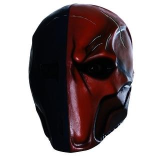 Batman Death Stroke Adult Costume Latex Mask