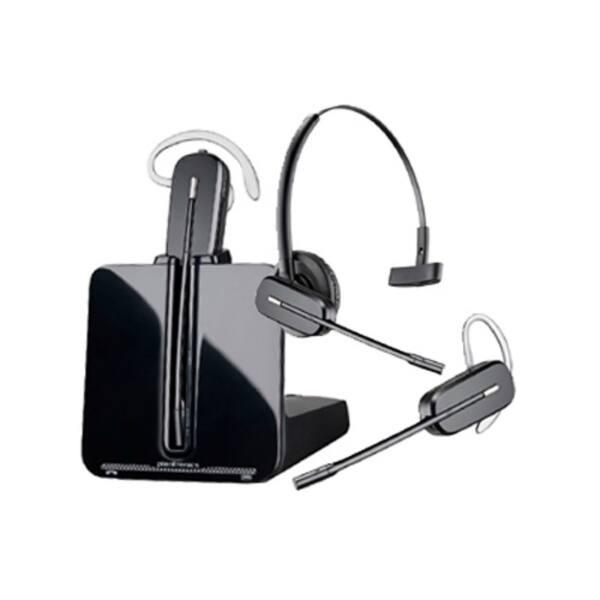 Shop Plantronics Cs540 Xd Mono Wireless Headset Overstock 24259442