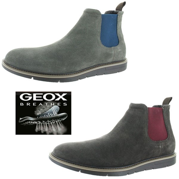 Geox Mens Uvet E Lace Up Boot Boots Men Boots