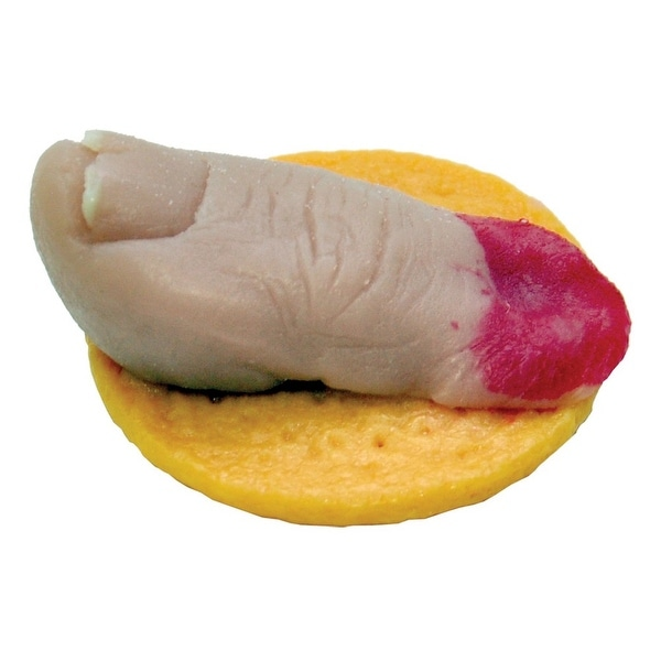 Severed Finger Food Halloween Decoration
