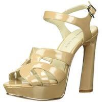 Kenneth Cole New York Women's Nealie Platform Heeled Sandal - 8.5