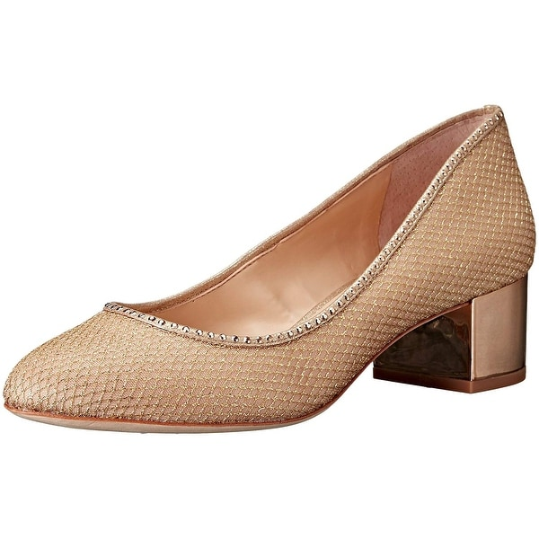 Imagine Vince Camuto Women's Hetty Dress Pump - Soft Gold - 8