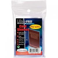 Ultra Pro 100ct Soft Penny Sleeves