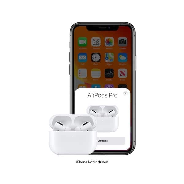 Shop Apple Airpods Pro With Wireless Charging Case Overstock