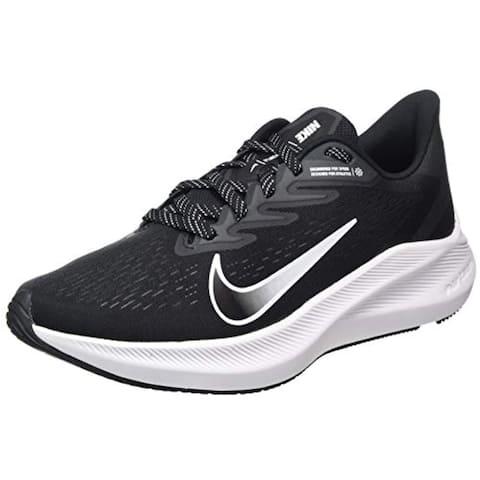 Nike Air Zoom Winflo 7 sneaker Nera-Bianco Unisex CJ0291-005