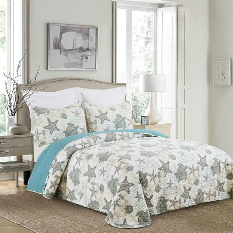 Amber Sands Twin Bedspread