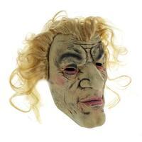 Bronson Adult Costume Latex Mask - Multi