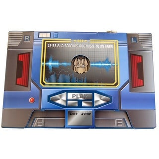 Transformers MP-13 Soundwave Bonus Collector Coin