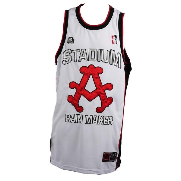 """Akademiks Stadium """"Rainmaker"""" Sleeveless Jersey"""