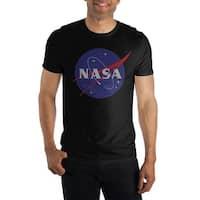 NASA Logo Mens T Shirt